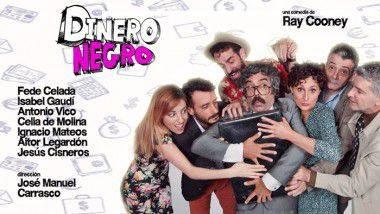 Una de 'dinero negro' en Teatro Amaya de Madrid