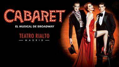 El musical Cabaret vuelve a Madrid diez años después de su estreno