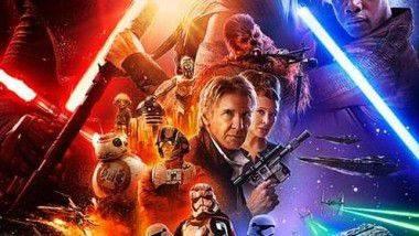 Jueves de Cine: Tráiler definitivo de 'Star Wars: El despertar de la fuerza'