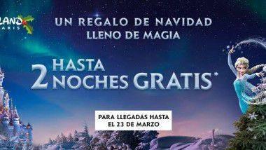 El mejor plan para esta Navidad sabe a magia y fantasía con Disneyland® París