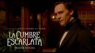 Jueves de Cine: 'La cumbre escarlata', de Guillermo del Toro