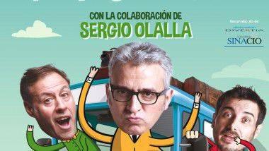 #LunesdelBuenHumor Leo Harlem, Sinacio y Sergio Olalla – Hasta aquí hemos llegado