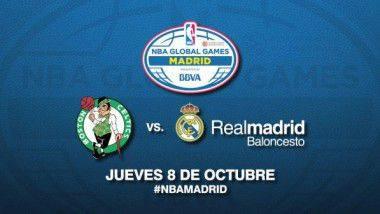 Los ganadores de nuestro último concurso disfrutaron en directo del Real Madrid – Boston Celtics