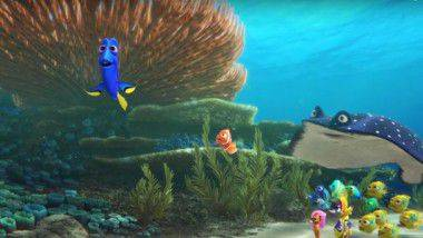 Jueves de Cine: Primer trailer de 'Buscando a Dory', la nueva película de Pixar