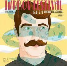 #LunesdelBuenHumor Valencia Improv Festival, este fin de semana en Sala Carolina