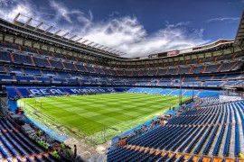 Un tour por los estadios de la liga española