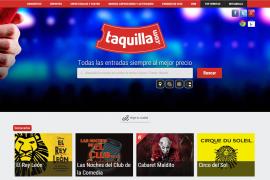 Taquilla.com crece un 350% en 2015