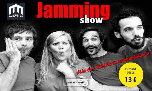 jamming-show-madrid-teatro-maravillas