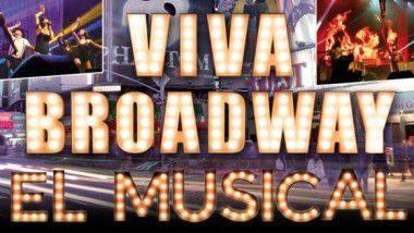 18 musicales en una noche: ¡Viva Broadway!