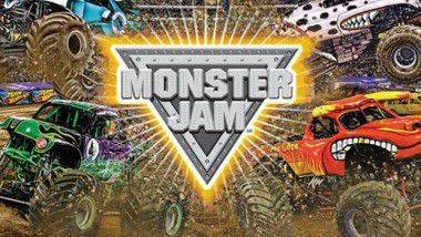 Monster Jam llega a Madrid y Barcelona