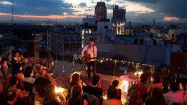 La música vuelve a tocar cielo con Live the Roof