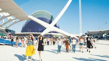 Valencia, una ciudad festivalera en auge
