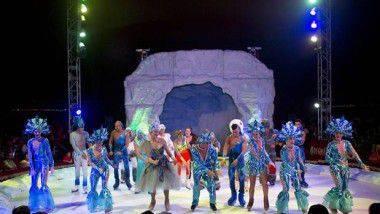 Circo Alegía y el Circo Mundial, en septiembre en Barcelona y Bilbao
