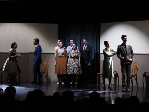 Los jóvenes talentos invaden el teatro