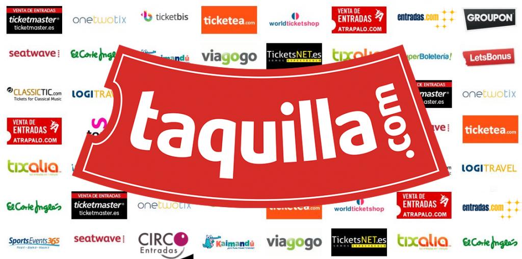 ¿Qué es Taquilla.com?
