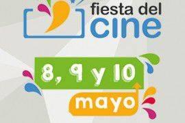 ¡Vuelve la Fiesta del Cine los días 8, 9 y 10 de mayo!