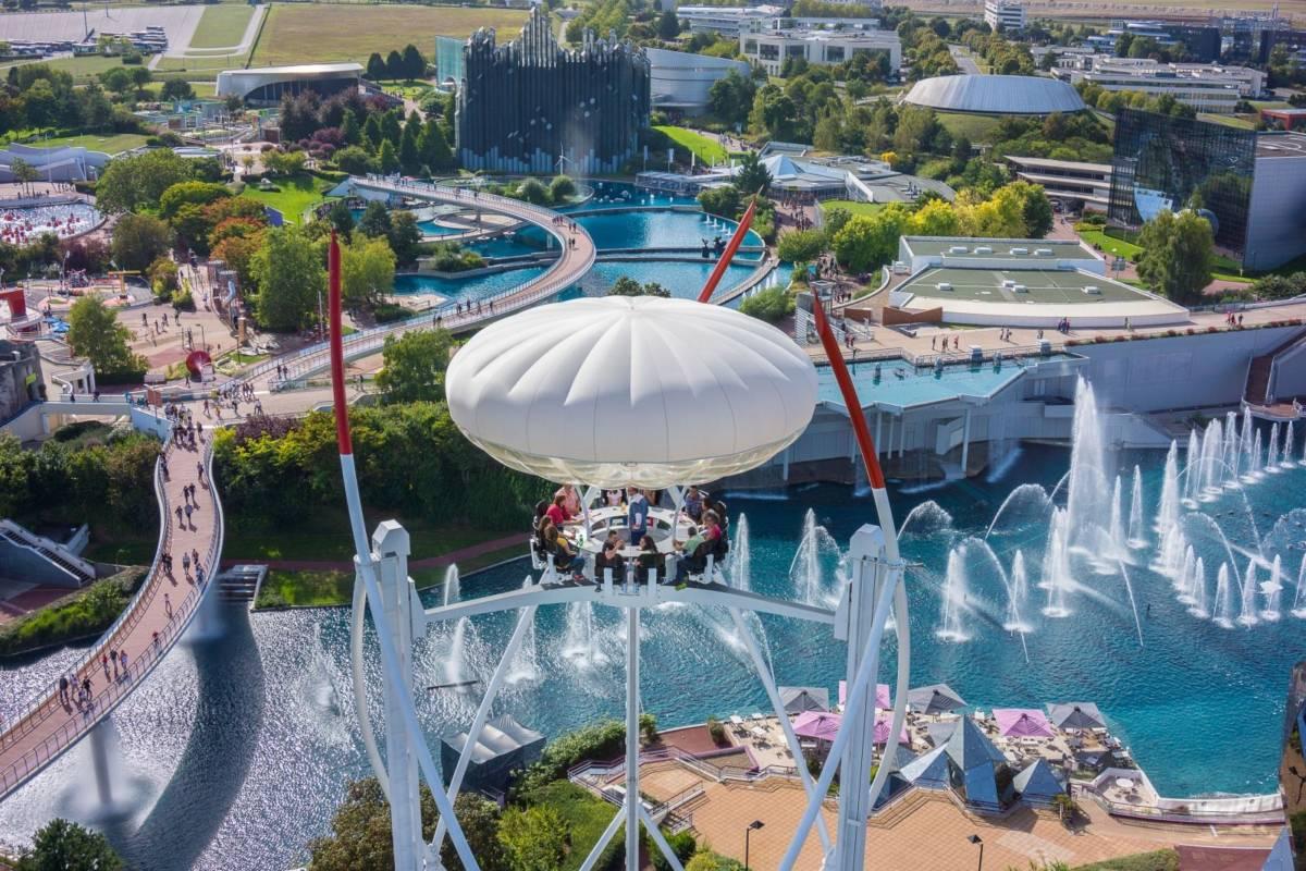 Los parques de atracciones más curiosos del mundo