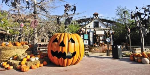 Los parques se visten de Halloween: querrás entrar, pero ¿podrás salir?