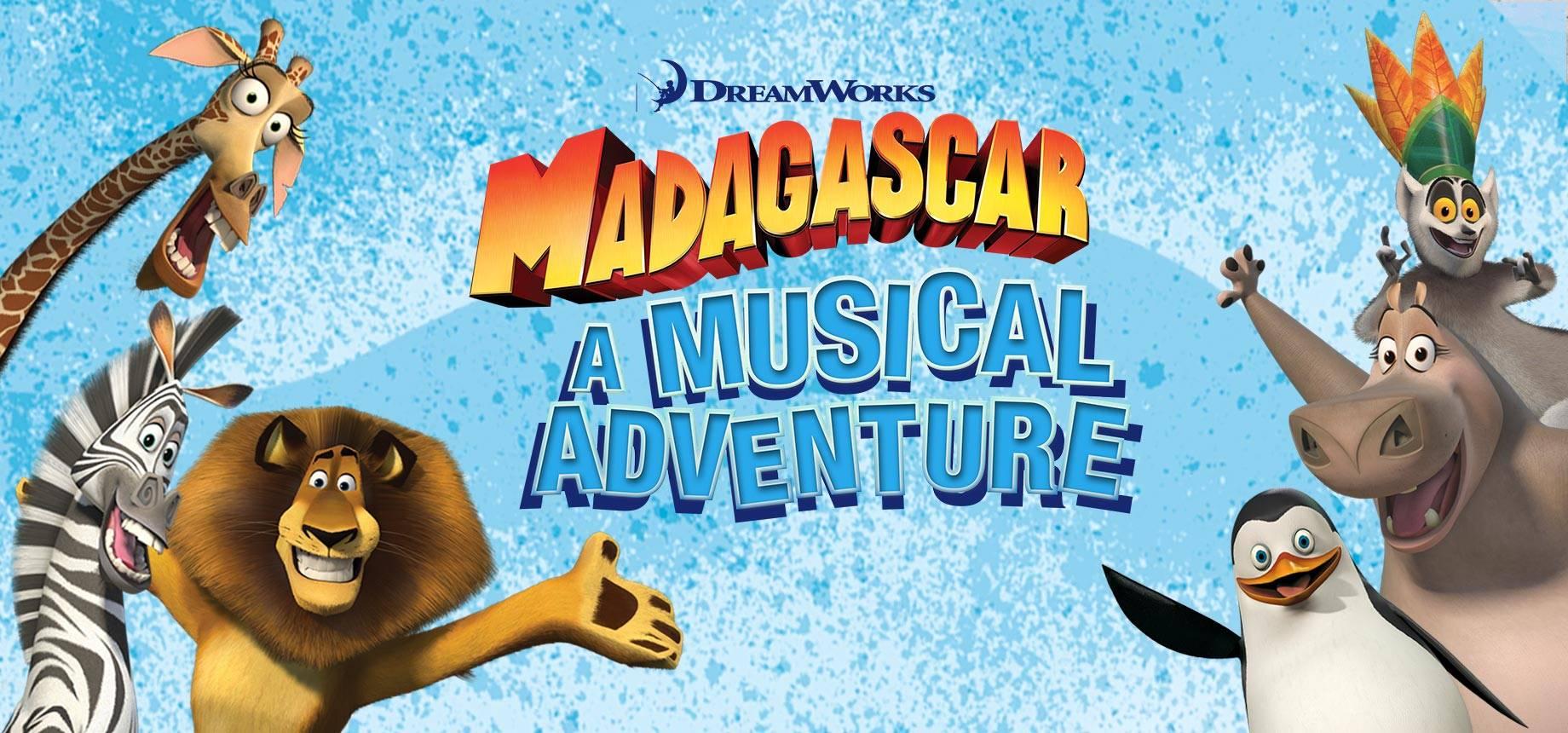 Madagascar, el Musical: cuando el zoo se sube al escenario