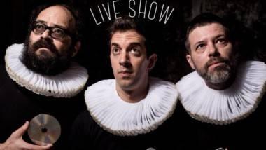 La Vida Moderna Live Show: descubre el humor en directo desde sólo 12 €