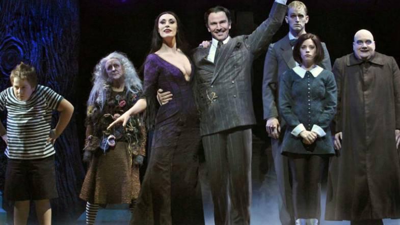El Musical de La Familia Addams sale de gira