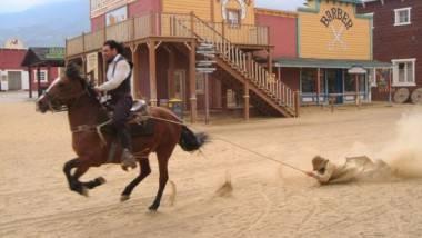 Oasys Mini Hollywood, diversión en el salvaje oeste
