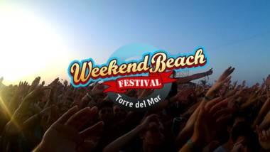 El WeekendBeach celebra su 5º aniversario con un cartel de lujo