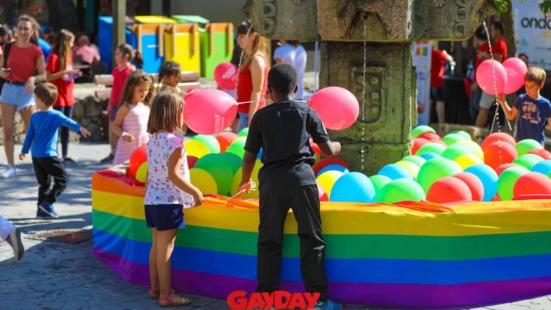GayDay 2018: el Parque de Atracciones celebra la diversidad familiar