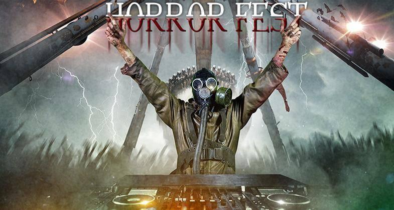 Horror Fest: terror, música y zombies en el Parque de Atracciones de Madrid