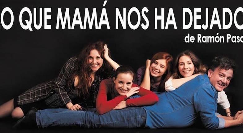 Lo que mamá nos ha dejado, una tierna comedia sobre una familia disfuncional