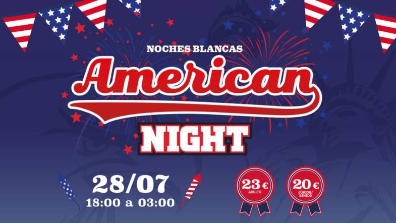 PortAventura de noche: ¡¡llega la american Night!!
