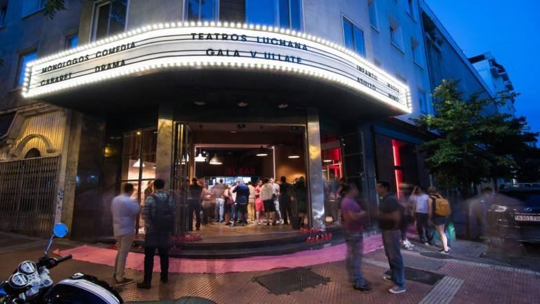 Teatros Luchana es el teatro con más estrenos de España