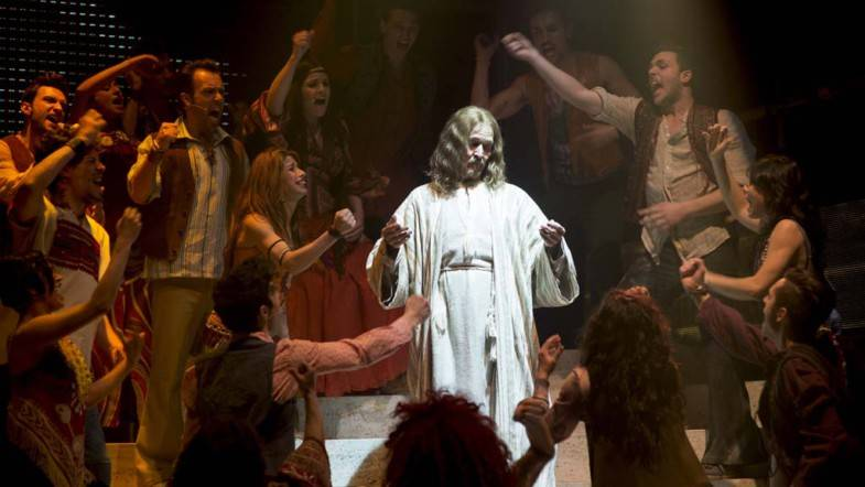 La versión más purista de Jesus Christ Superstar llega a nuestro país