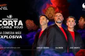 Corta el Cable Rojo estrena su 8º temporada en el Pequeño Teatro Gran Vía