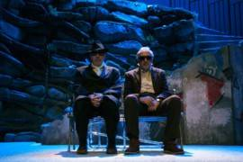 Parque Lezama, el soñado debut teatral de Campanella llega a España
