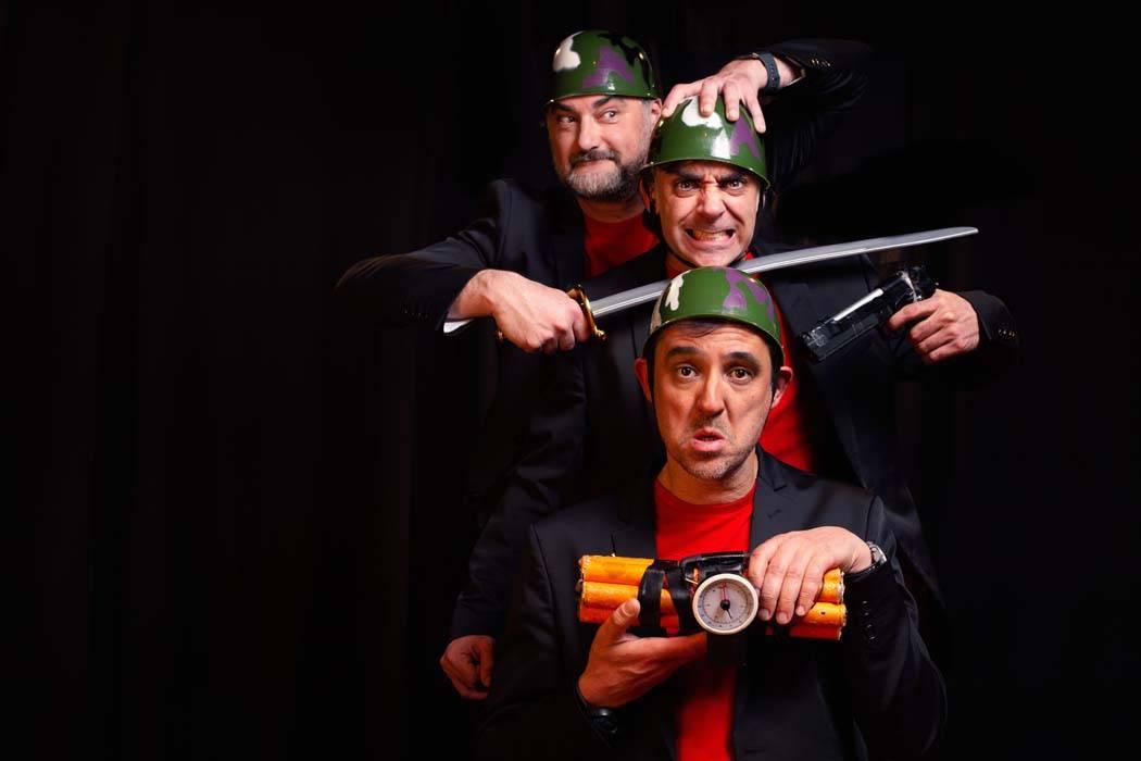 Ríete a carcajadas con los mejores espectáculos de humor de los próximos meses
