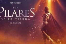 Los pilares de la tierra llega al Teatro Calderón convertido en musical