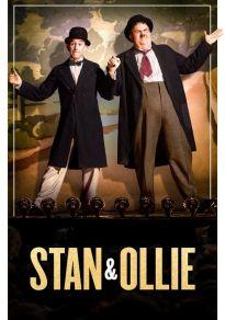 Cartel de la película El Gordo y el Flaco (Stan & Ollie)