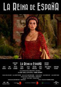 Cartel de la película La Reina de España
