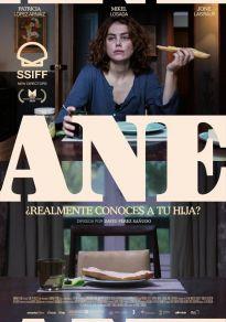 Cartel de la película Ane