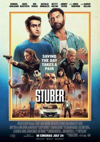 Cartel de la película Stuber Express (Digital)