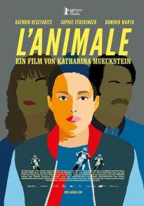 Cartel de la película L'animale