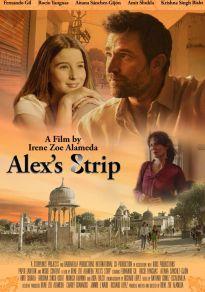 Cartel de la película La cinta de Alex