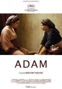 Cartel de la películaAdam