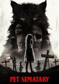 Cartel de la película Cementerio de animales