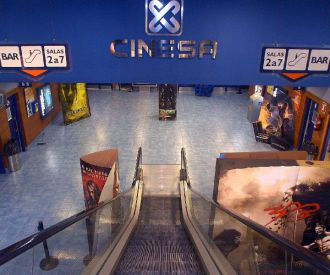 Cinesa Las Rosas 3D