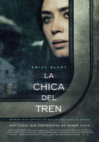 Cartel de la película La chica del tren