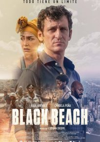 Cartel de la película Black Beach