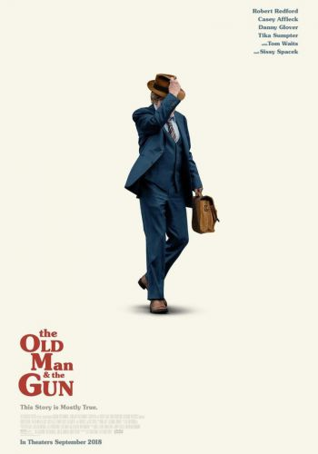 Imagen de la película The Old Man and the Gun
