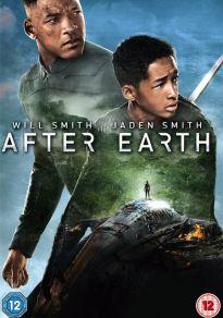 Cartel de la película After earth